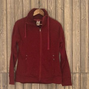 Avalanche Sweater Knit Jacket